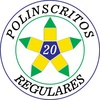 """20 POLINSCRITOS REGULARES"""