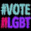 #VoteLGBT